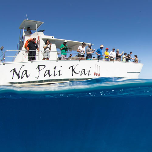 Afternoon Na Pali Tour - Makana Charters