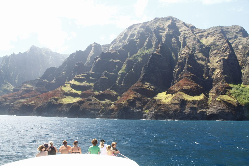 Private Charters For Wedding Groups | Na Pali Coast, Kauai