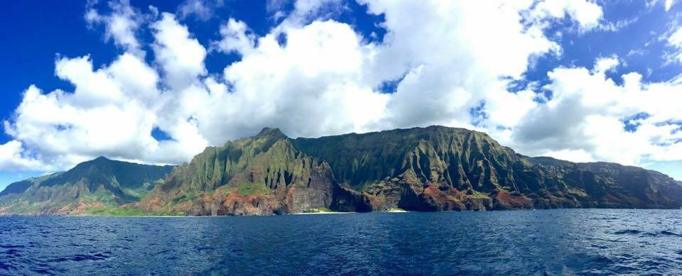 Popular Filming Locations In Kauai Makana Charters Na Pali Boat Tours